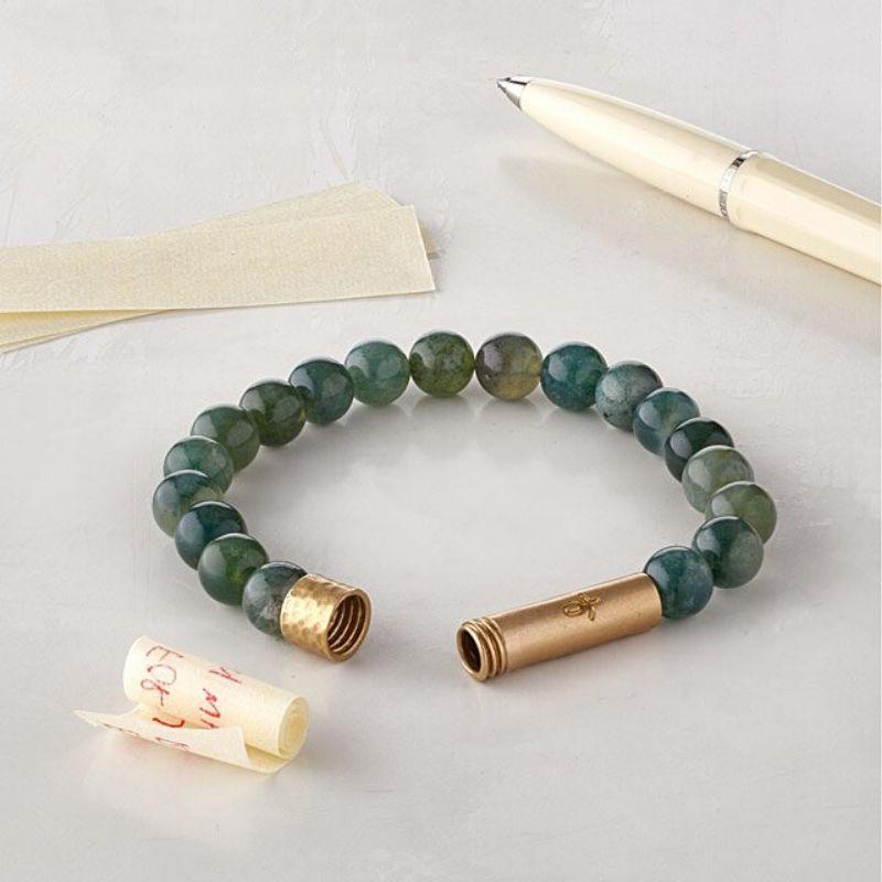 Intention Bracelets by Wishbeads