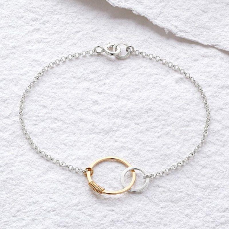 Links of Love Bracelets by Beth Lawrence